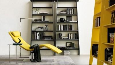 Buffets et bibliothèques