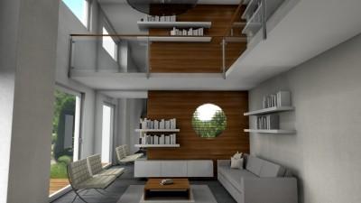 Simulations d'aménagements 3D