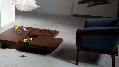 Tables basses et bouts de canapé