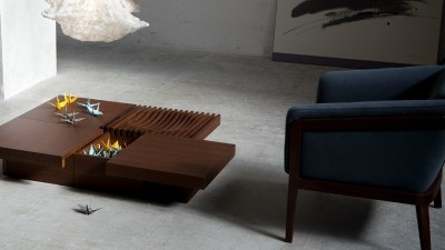 Tables basses et mobilier